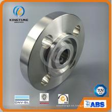 ASTM B16.5 forjó el reborde del cuello de la soldadura del acero inoxidable del RF (KT0342)