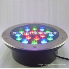 18w RGB led underground light with high lumens