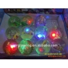 led flashing water ball