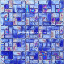 Iridescent Mosaic Glass Mosaic (HGM321)