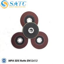 Design moderno disco de aço abrasivo ctting fabricado na China Sobre