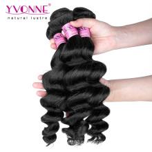 Beste Qualität unverarbeitete Jungfrau kambodschanischen Haar