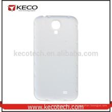 Para la cubierta de la batería de la cubierta trasera de la galaxia S4 I9500 de Samsung