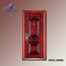 Design de porta de segurança com Grill-YF-S108