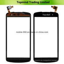 Pantalla táctil del teléfono móvil para el digitalizador Blu Studio X 5.0 D750 D750u D750L