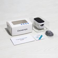 Oxímetro de pulso portátil para instrumentos médicos