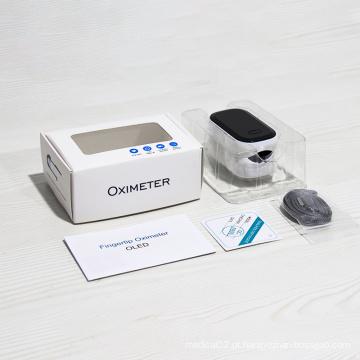 Oxímetro de pulso digital de instrumento médico portátil