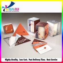 Pantone Farbdruckfenster Verpackung Kerzenbox