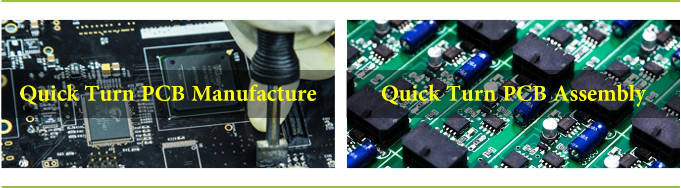 Quick Turn PCB Manufacture And Assembly