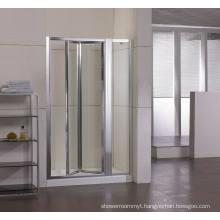 Bifold Shower Door + Inline (WA-IB090)