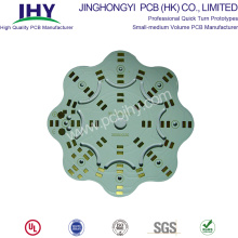 Aluminum PCB for LED Lighting Fabrication and Assembly