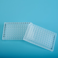 Placas Pcr transparentes de 96 pocillos de 0,2 ml
