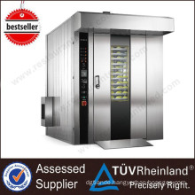 Full Series Bakery Equipment 32-Layer 32-Tray Rotary Oven For Bakery