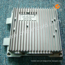 Válvula de radiador de fundição em liga de alumínio
