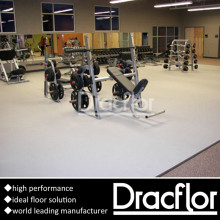 PVC Sports Flooring para Gym Weight Room