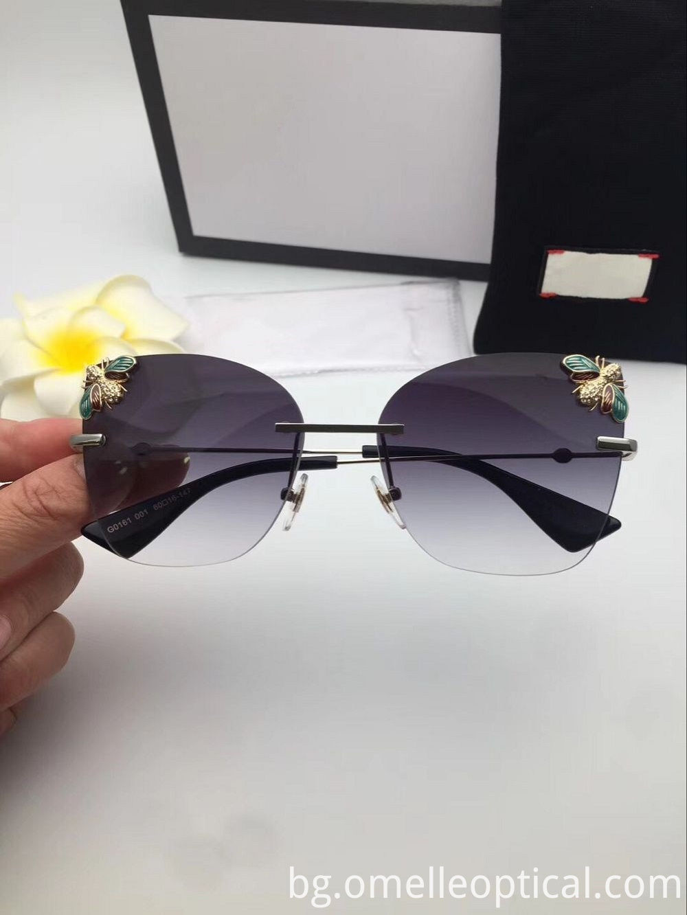 Grey Sunglass Lenses