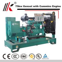 Factory price power 80kw leading diesel generator parts sale generators in tunisia