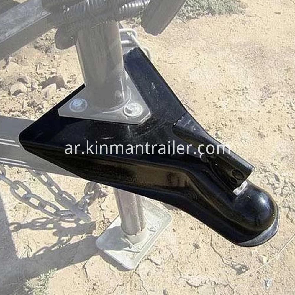 Travel Trailer Hitch Coupler