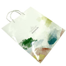 High Quality Factory Direct Cheap Shopping Bag Fashion Printing Packaging Gift Birthday Paper Bag