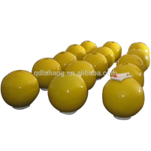 Ball Shape Polyurethane Coated EVA Foam Marine Floating Buoys