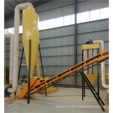 2015 Europa Madera / Aserrín / Línea de producción de pellets de alimentación 1000 kg / H-1500 kg / H
