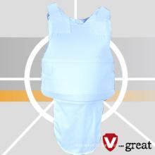 Concealable Style Bullet Proof Vest Nij0101.06 Certified