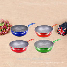 hot sale product big size detachable handle fry pan