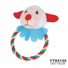 Sheep Shape Cute Squeakey Pet Toy (YT84135)