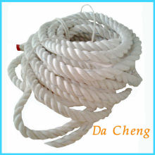 8 strand colored mooring rope