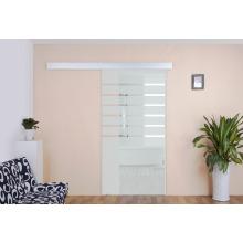 Fábrica directamente de aluminio corredizas de madera puerta hardware de granero