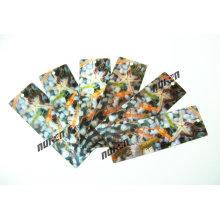 2015 Pet Lenticular Bookmark with Tassles