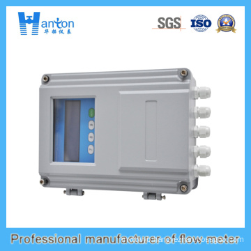 Normal-Temperature Clamp-on Ultrasonic Flow Meter for <Dn50