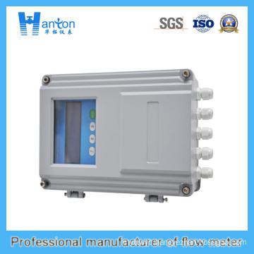 Normal-Temperature Clamp-on Ultrasonic Flowmeter