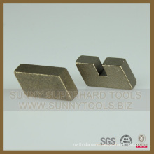 Long Lifespan Diamond Marble Cutting Segment
