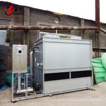 Sistema de torre de enfriamiento de circuito cerrado industrial