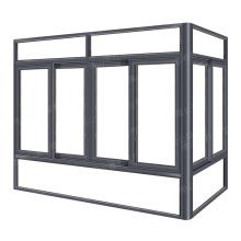 Bay And Bow Windows,Gliding/Sliding Windows For Balcony Specialty Shape Windows