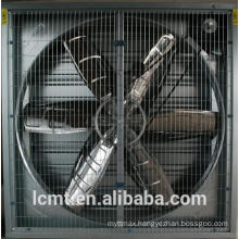 poultry and greenhouse air cooled ventilation fan made in China