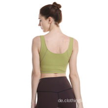 Fitness Workout Gym Crop Tops für Frauen