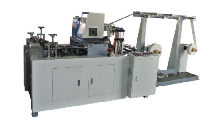 Twisted Paper Handle Machine