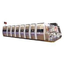 corrugated carton box making line ,FFG machine
