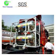335L Nominal Capacity LNG Filling Cryogenic Cylinder