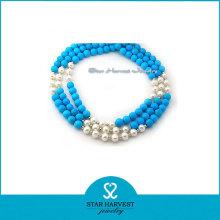 Meilleures bijoux en perles Whosale