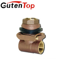 """GUTENTOP-LB 1"""" Brass Pitless Adapter Rated At 150 PSI Use On Submersible Wells Up IN STOCK"""