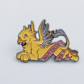 Wholesale Metal Crafts Gold Plated Soft Enamel Pin