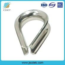 Thimble Clevis for Wire Rope Guy Grip