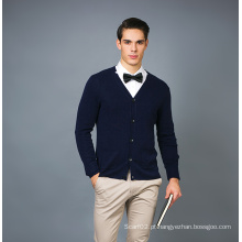 Men's Fashion Cashmere Blend Sweater 17brpv095