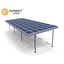 Solar car parking Carport system