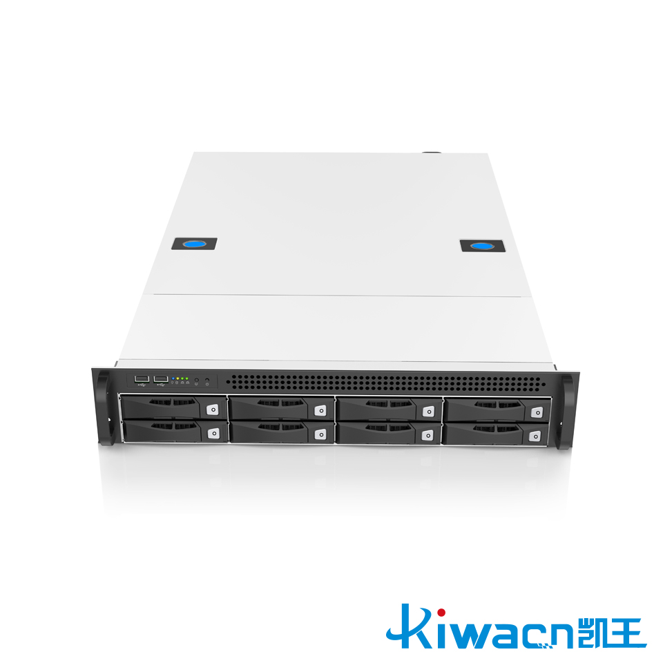 2u8 Rack Server Chassis