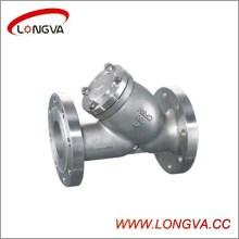 Вэньчжоу CF8 / CF8m Фланец Y-образный фильтр