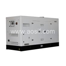Doosan Generator with soundproof cabinet